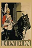 Soldier Black Horse Back London England UK Travel Tourism 12