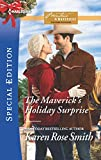 img - for The Maverick's Holiday Surprise (Montana Mavericks: The Baby Bonanza) book / textbook / text book