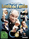Die große Louis de Funès Collection [16 DVDs]