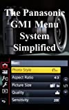 The Panasonic GM1 Menu System Simplified