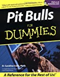 img - for Pit Bulls For Dummies book / textbook / text book