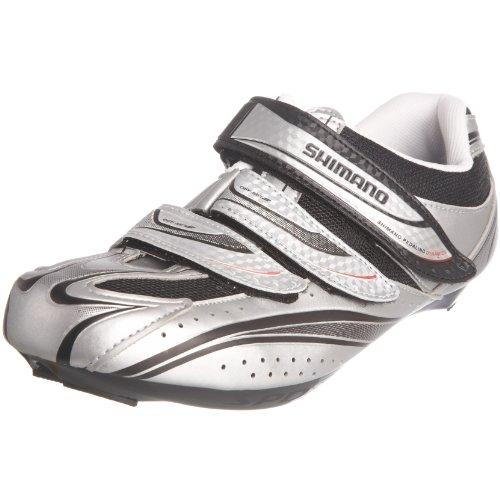Shimano Men's R077 Silver Cycling Shoe BR07744 9 UK