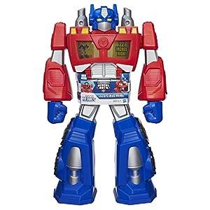 Playskool Heroes Transformers Rescue Bots Epic Optimus Prime Figure by Playskool Heroes