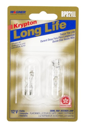 Wagner Bp921Ll Long Life Miniature Lamp