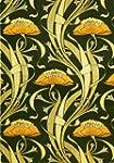 Art Nouveau Textil-Dekor um 1900