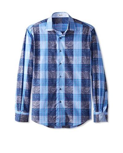 BUGATCHI Men's Noble Shirt