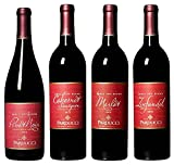 Parducci Mendocino Collection Mixed Pack II, 4 X 750ml