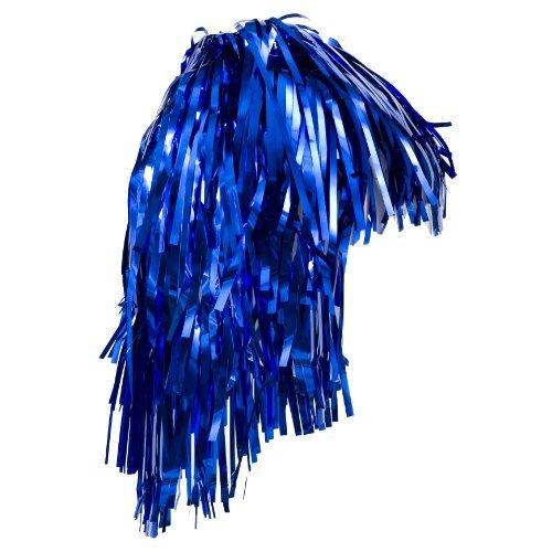 Foil Wig Blue - 1