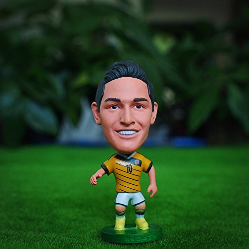 Colombia James Rodriguez #10 Toy Figure 2.5