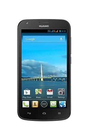 Huawei Ascend Y600 Smartphone débloqué 3G+ (Ecran : 5 pouces 4 Go Double SIM Android) Noir