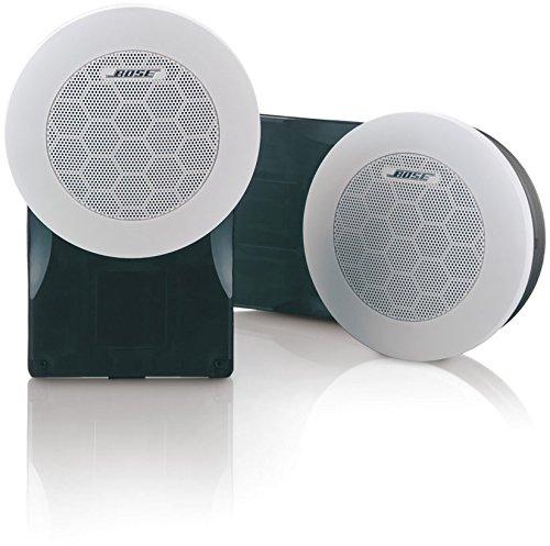 Bose 131 Flush-Mounted Marine Speakers (Arctic White) - 1 Pair