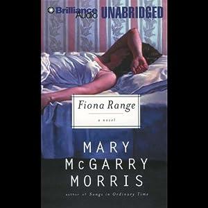 Fiona Range Audiobook