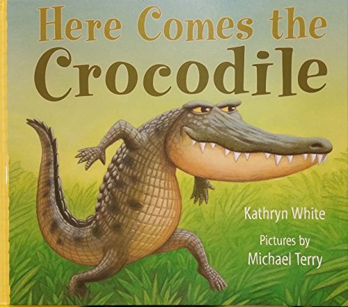 Here Comes the Crocodile PDF