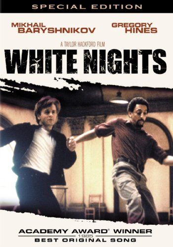 white nights  Mikhail Baryshnikov and Gregory Hines