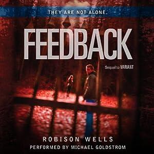 Feedback | [Robison Wells]