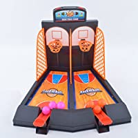 Ball Shoot Game Mini Basketball Game Finger Play For Kids Hand-Eyes Coordination