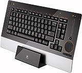 LOGICOOL ディノボ エッジ ワイヤレスキーボード Bluetooth採用 英語キー配列 DN-1000