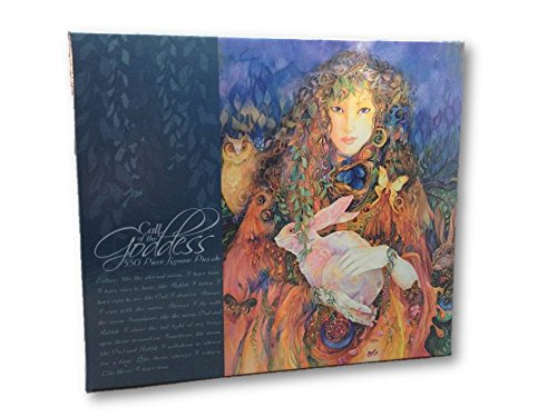 Call of the Goddess 550 Jigsaw Puzzle: Esther