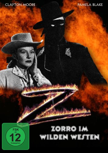 Clayton Moore - Zorro Im Wilden Westen