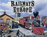 Eagle Games Railways of Europe Board Game