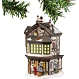 Dickens A Christmas Carol Village from Department 56 Ebenezer Scrooge's House, Mini