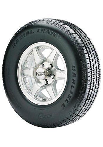 Carlisle Radial Trail RH Trailer Tire - ST225/75R15