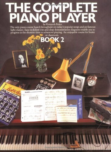 Complete Piano Player: Book 2: Bk. 2