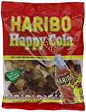 Haribo Happy Cola 160 g (Pack of 12)