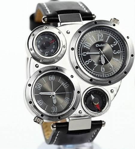 コンパス 温度計 腕時計