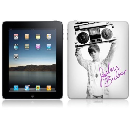 J Bieber - Boombox - Apple Ipad