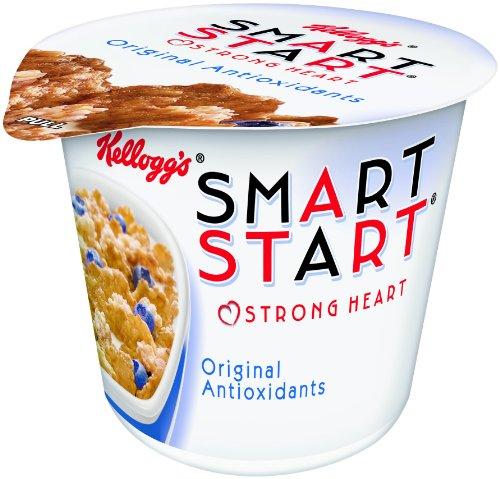 Smart Start Antioxidants Cereal, Original, 2.7-Ounce Cups