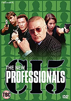 CI5: The New Professionals: The Complete Series [DVD]