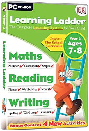 Learning Ladder Year 3 (Ages 7-8) (Mac CD)