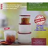 Tupperware Super Storer Set