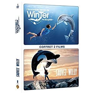 L'Incroyable histoire de Winter le dauphin + Sauvez Willy