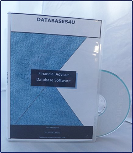 Financial Advisor Database Software