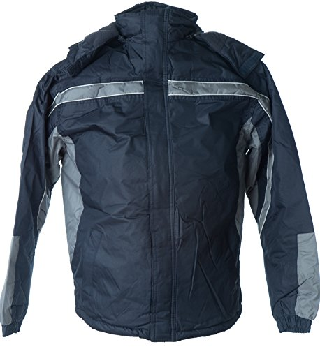 Lion Force Big Boys' Lion Force Two Tone Mid Weight Jacket XL-20