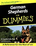 img - for German Shepherds For Dummies book / textbook / text book