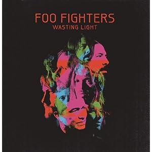 Vinyle Wasting Light Foo Fighters