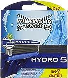Wilkinson Hydro 3 Packs de 4 lames (12 lames)