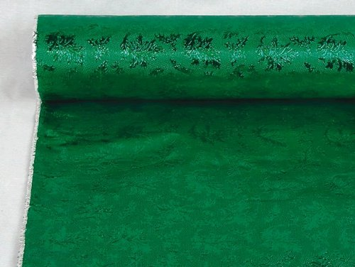 Oasis Supply Embossed Florist Foil, Emerald Green