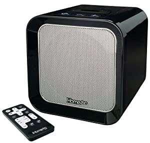 iHome iH80 Speaker System for iPod (Black)