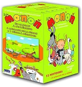 Manon - L'intégrale de l'animation [Francia] [DVD]