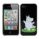 Moomin ムーミン iPhone 4S/4 case/プレアデスダイレクト限定品
