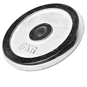 Chrome Weight Plate 5Kg