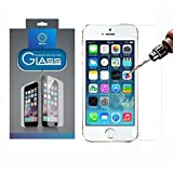IPhone 5S Screen Protector, IPhone 5 Screen Protector - Nozza IPhone 5C Glass Screen Protector Perfect Fit For...