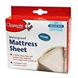 Clippasafe Waterproof Mattress Sheet (Single Bed)by Clippasafe Ltd
