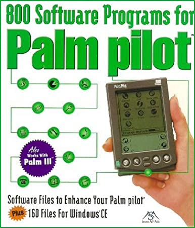800 Software Programs for Palm Pilot