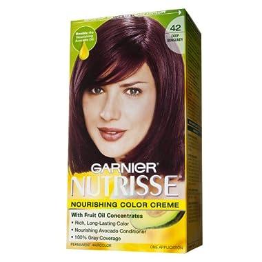 Garnier Nutrisse Hair Color: