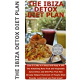 The Ibiza Detox Diet Plan ~ Kelly James
